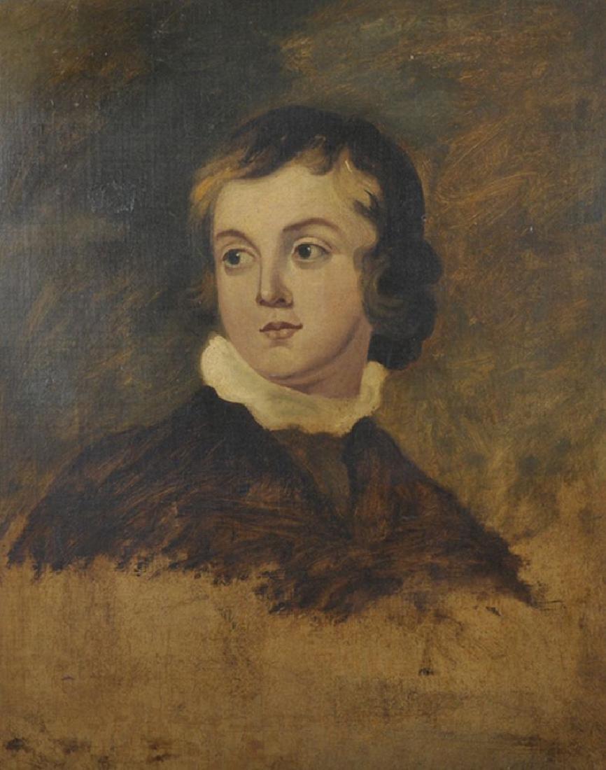After Sir Thomas Lawrence (1769-1830) British. Sketch