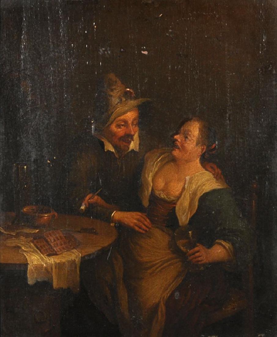 Follower of Cornelis Pietersz Bega (c.1620/32-1664)