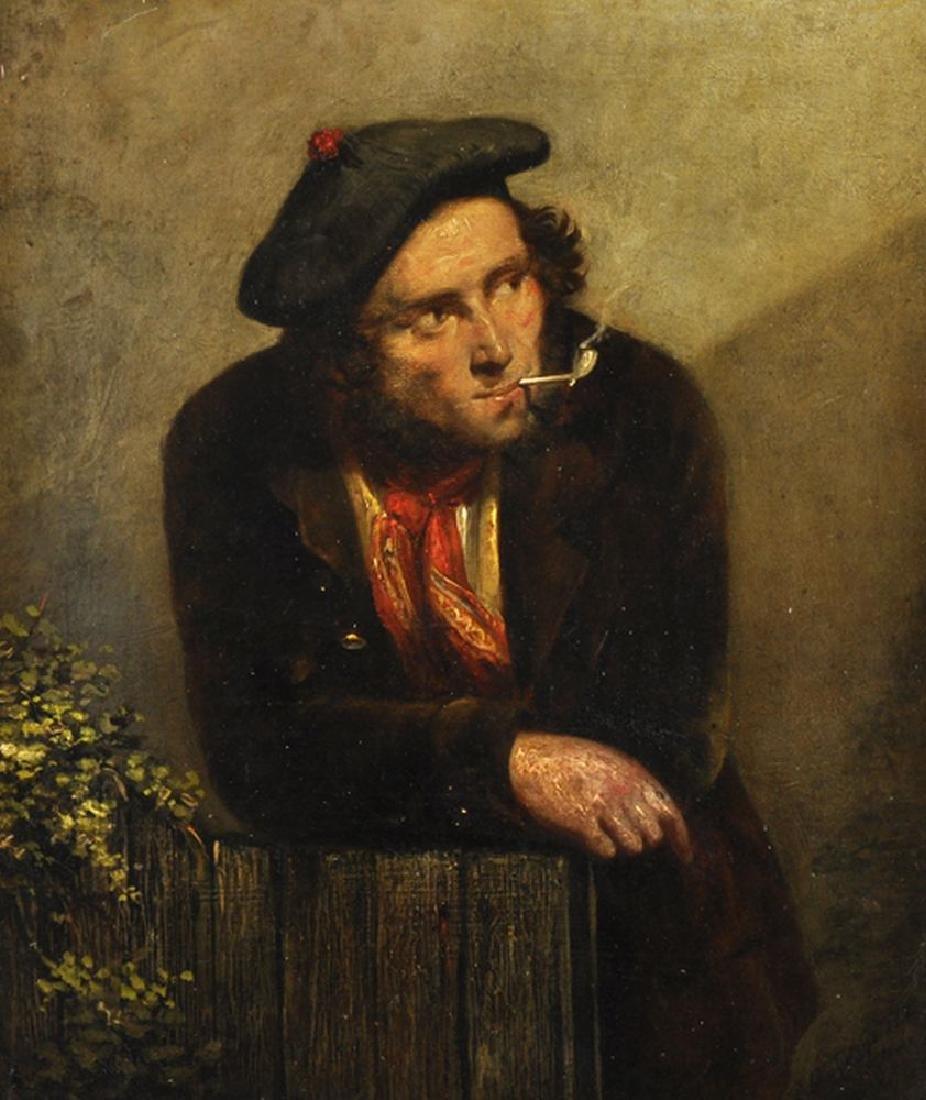 John Austen Fitzgerald (1832-1906) British.