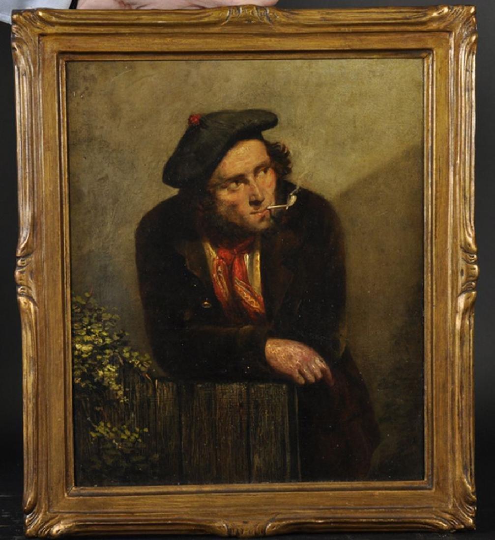 John Austen Fitzgerald (1832-1906) British. - 2