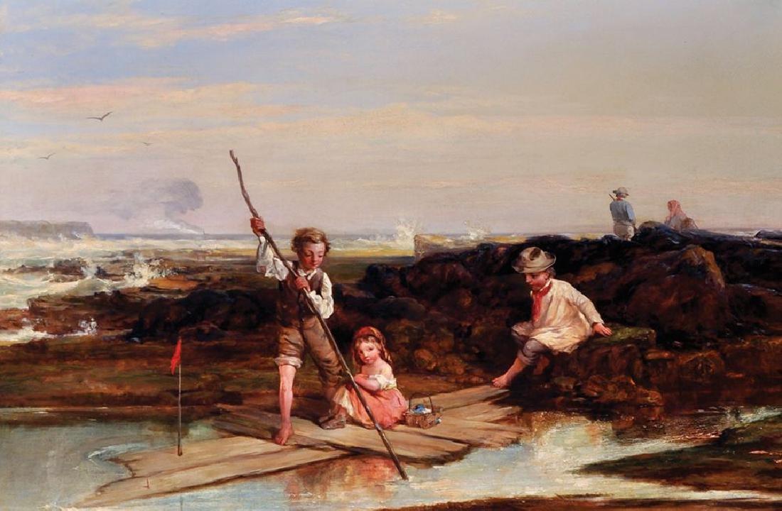 Attributed to William Collins (1788-1847) British.