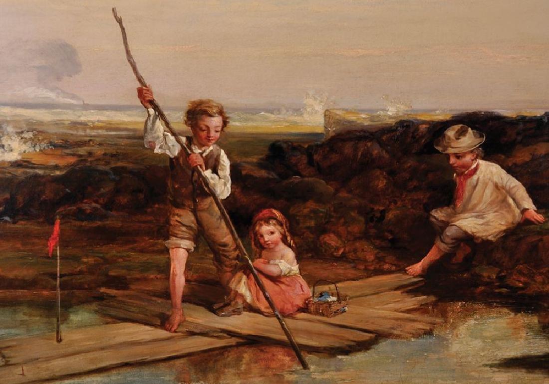 Attributed to William Collins (1788-1847) British. - 4