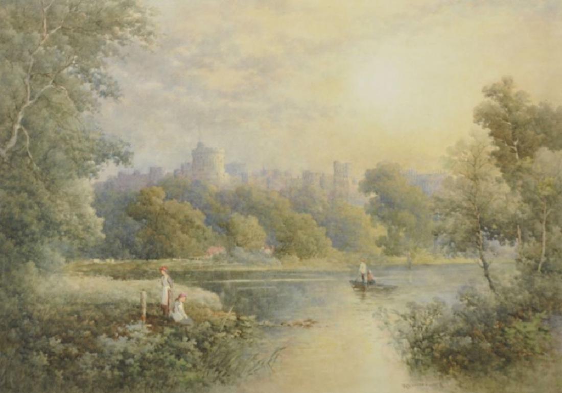 "Stephen J. Bowers (act.1874-1892) British. ""View of"