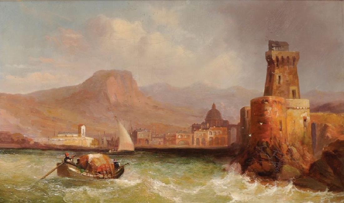 John Cheltenham Wake (19th Century) British. A