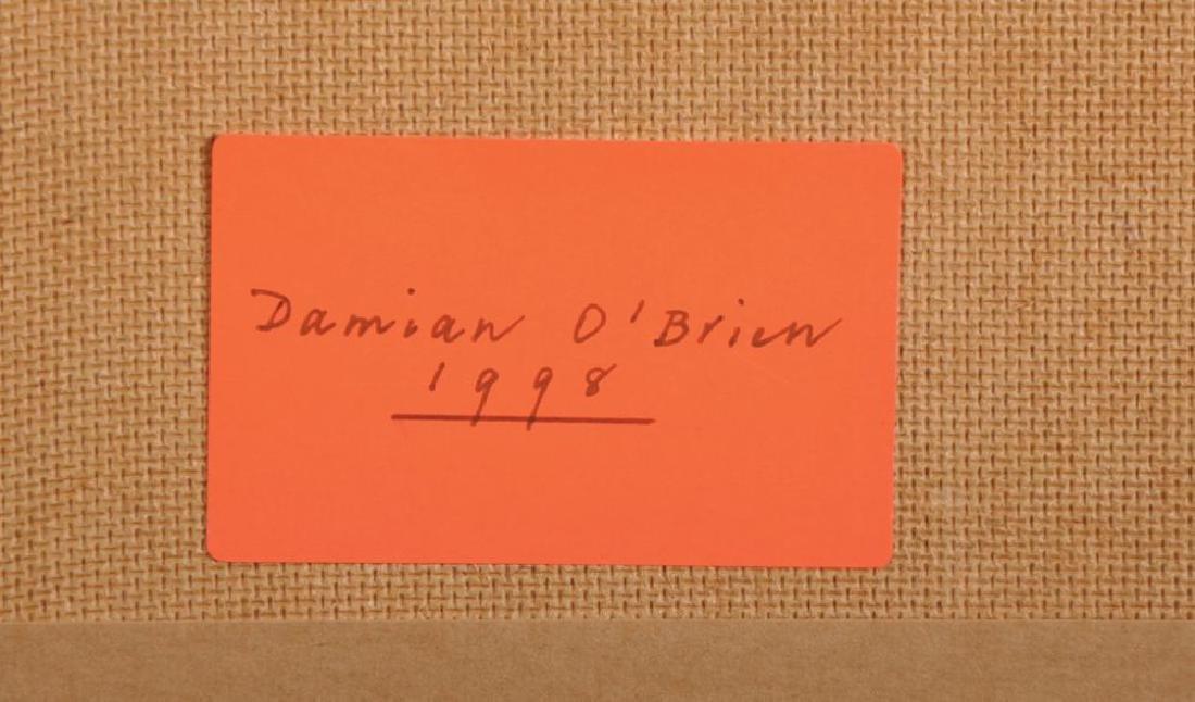Damian O'Brien (20th - 21st Century) Irish. Untitled, - 4