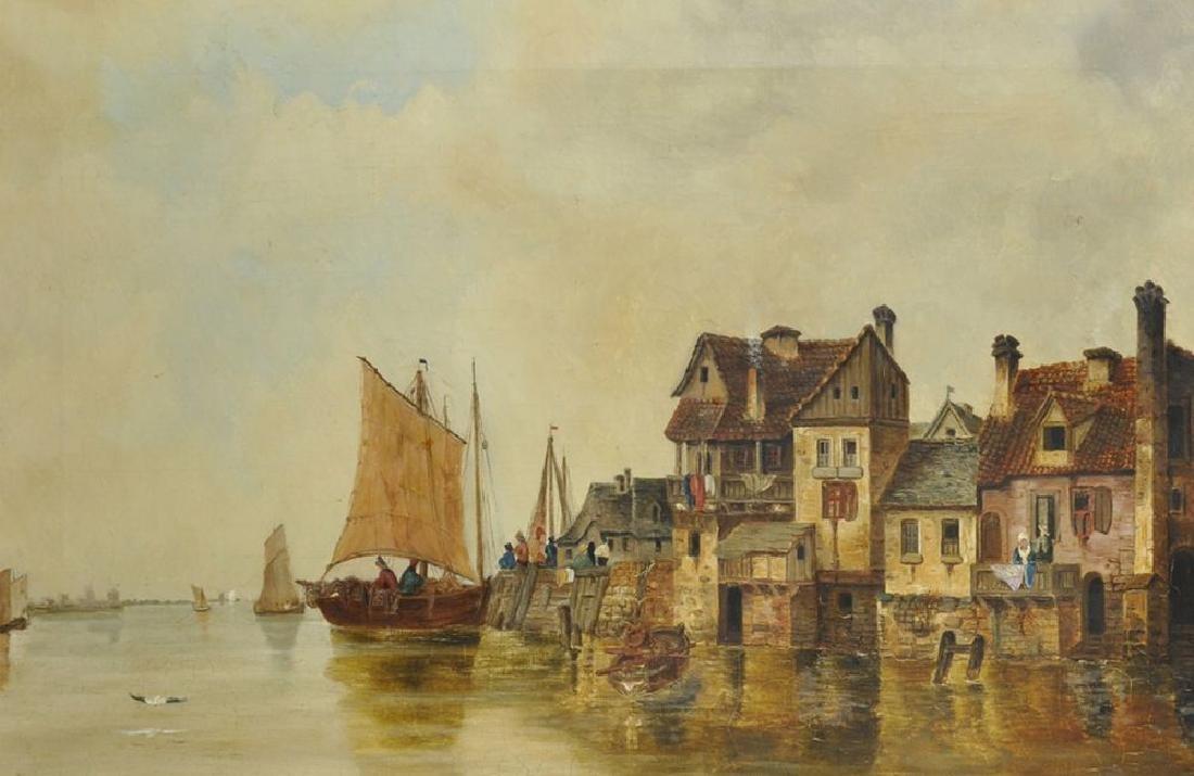 Manner of Hermanus Koekkoek (1839-1895) Dutch. A Dutch