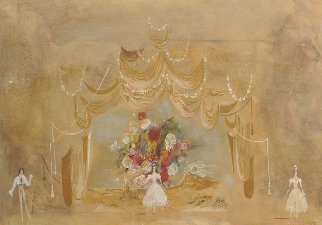 Yuri Semenovich Ustinov (1954    ) Russian. Stage