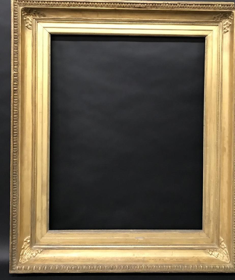 19th Century English School. A Gilt Composition Frame, - 2