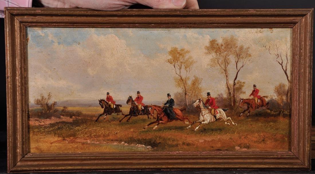 Rudolf Stone (19th - 20th Century) British. A Hunting - 7