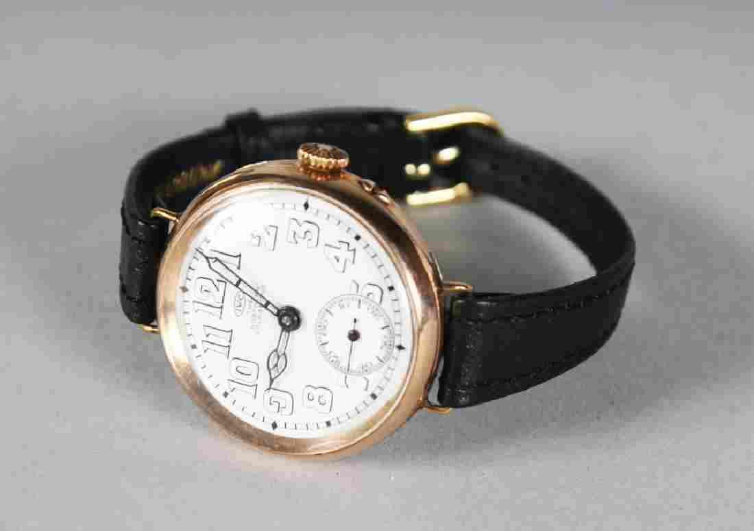 "AN T.N.G., ""The Northern Goldsmiths"" WRISTWATCH with"