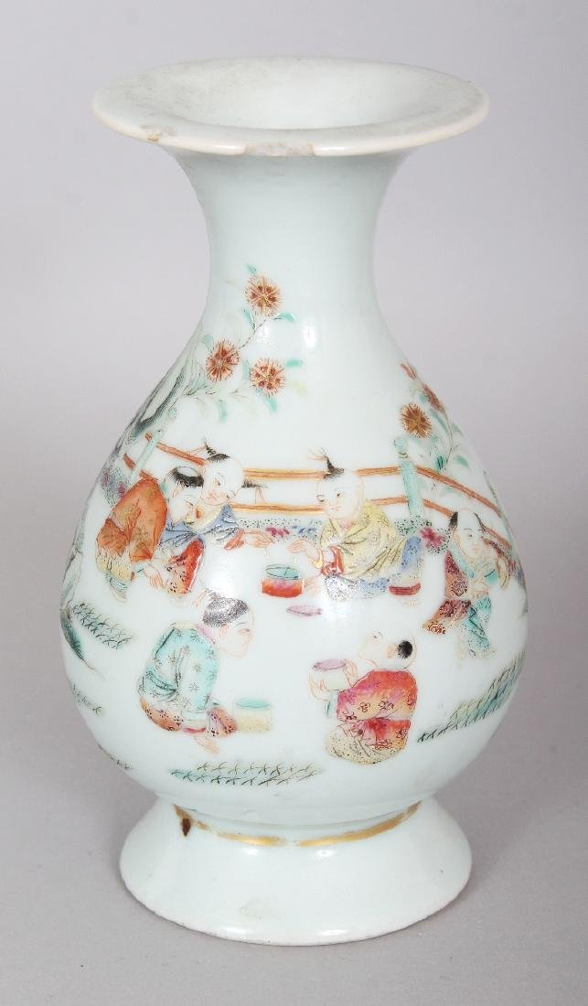 A FINE QUALITY CHINESE DAOGUANG PERIOD FAMILLE ROSE