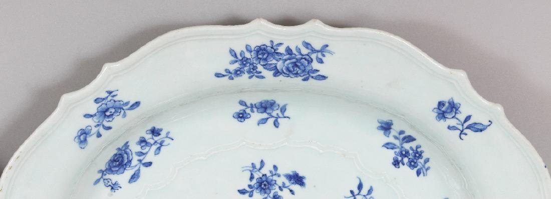 A GOOD LARGE PAIR OF CHINESE QIANLONG PERIOD CHANTILLY - 3