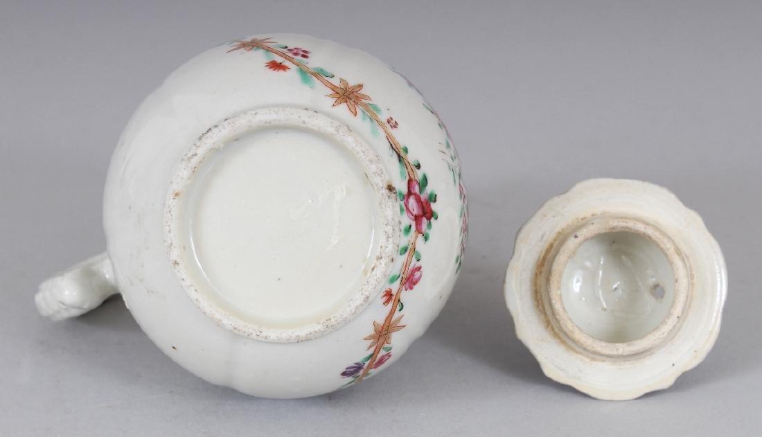 AN 18TH CENTURY CHINESE QIANLONG PERIOD SPARROW BEAK - 7