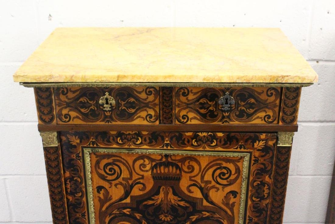 A VERY GOOD PAIR OF 18TH CENTURY, POSSIBLY ITALIAN, - 2