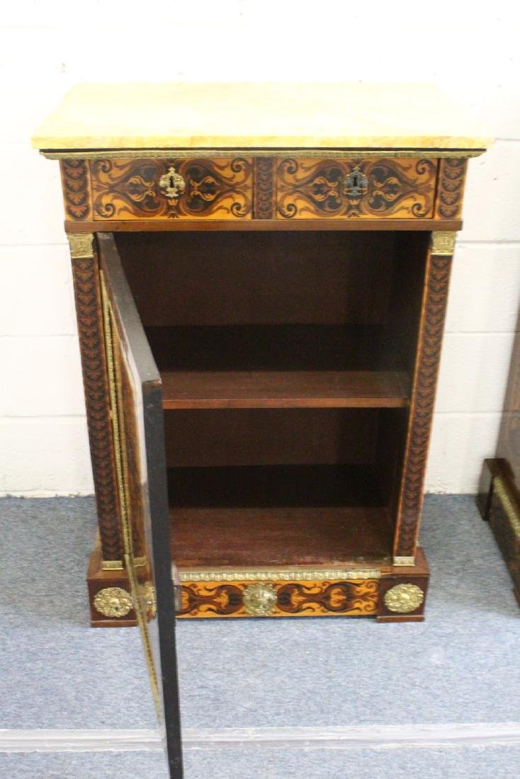 A VERY GOOD PAIR OF 18TH CENTURY, POSSIBLY ITALIAN, - 4