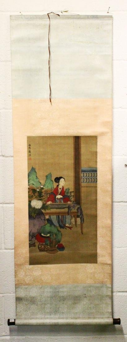 A CHINESE SCROLL.