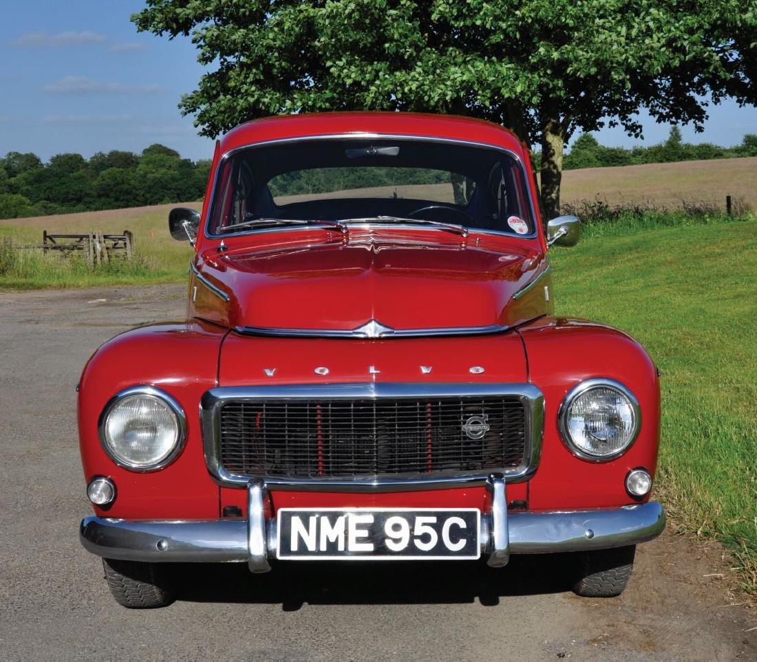 A 1965 VOLVO P.V. 544 SPORT, Reg No. NME 95C, Colour: - 2