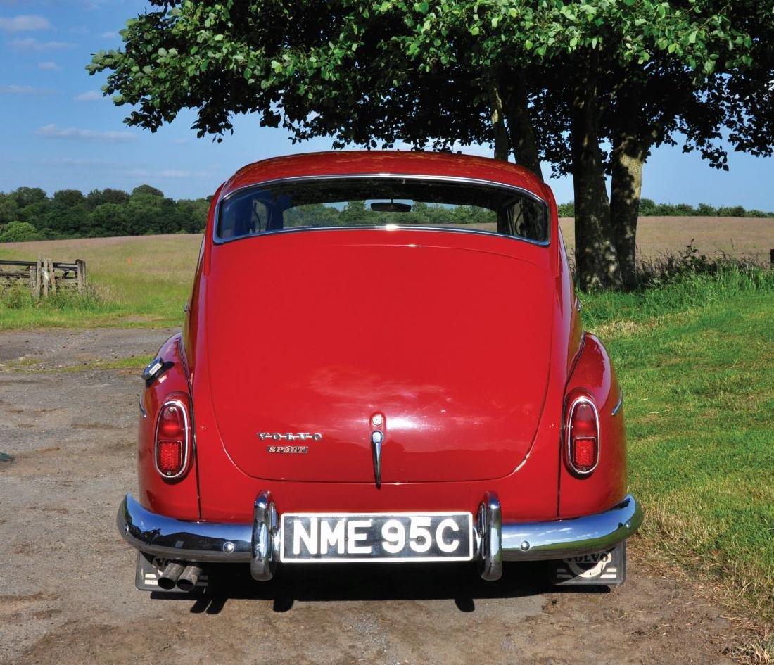 A 1965 VOLVO P.V. 544 SPORT, Reg No. NME 95C, Colour: - 4