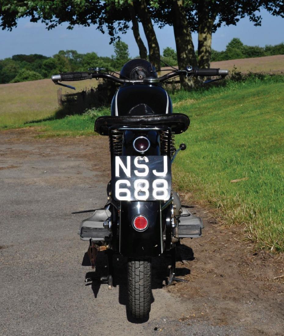 A 1931 BMW TYPE R2 MOTORCYCLE, 198cc, Reg No. NSJ 688, - 2