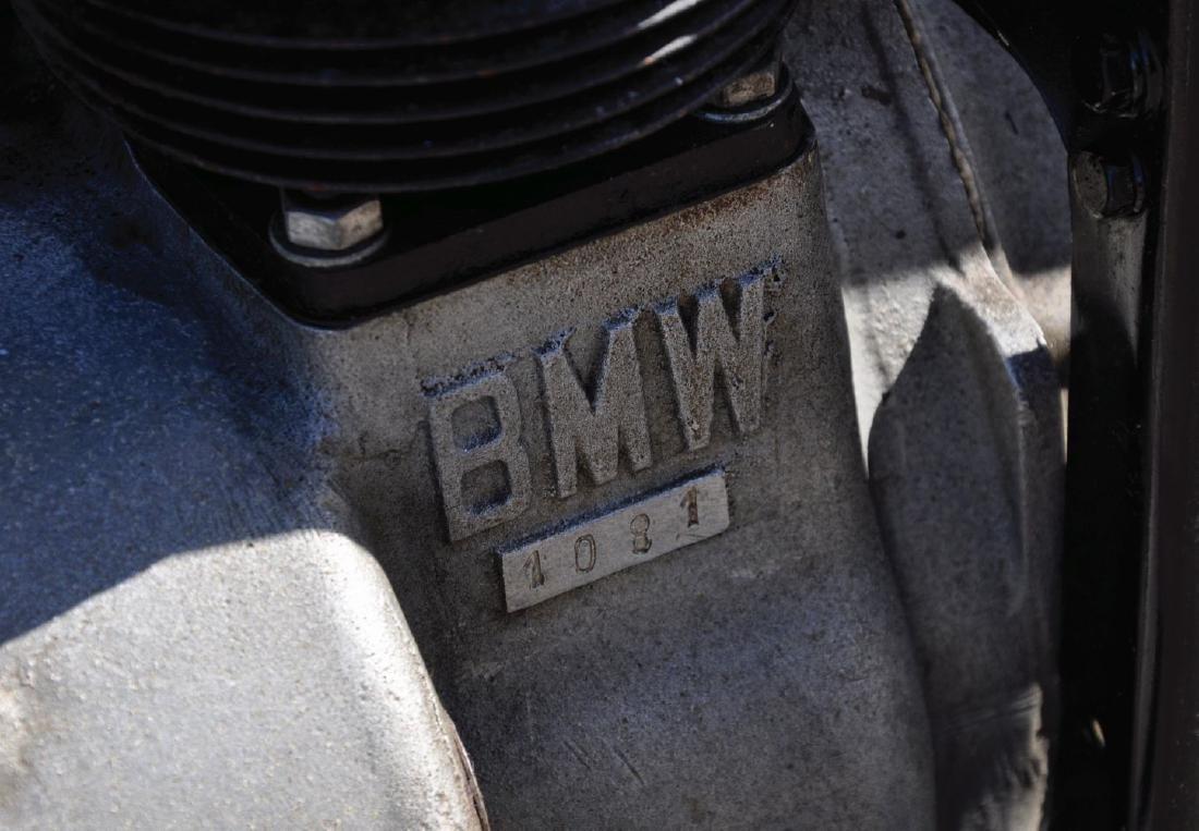 A 1931 BMW TYPE R2 MOTORCYCLE, 198cc, Reg No. NSJ 688, - 5