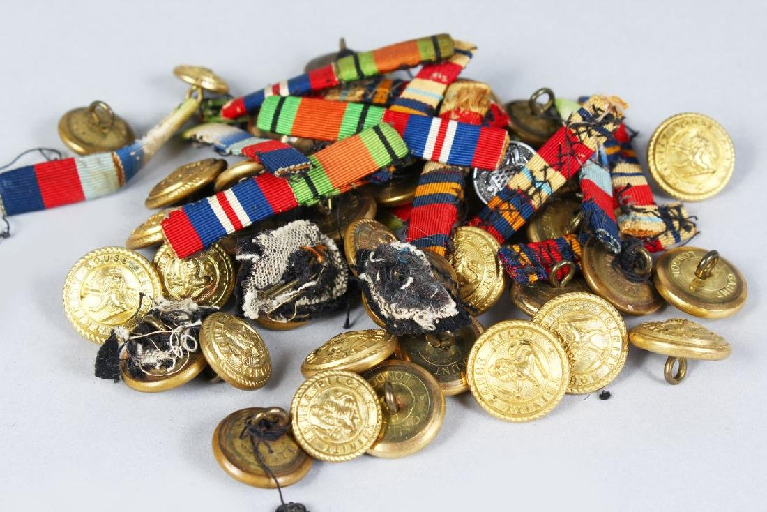 A BAG OF TRINITY HOUSE BUTTONS.