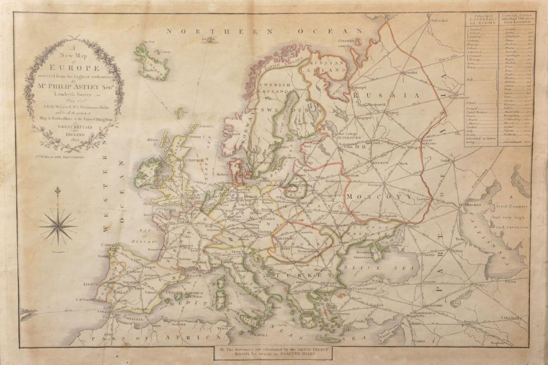 "Philip Astley Snr (18th-19th Century) British. ""A New"