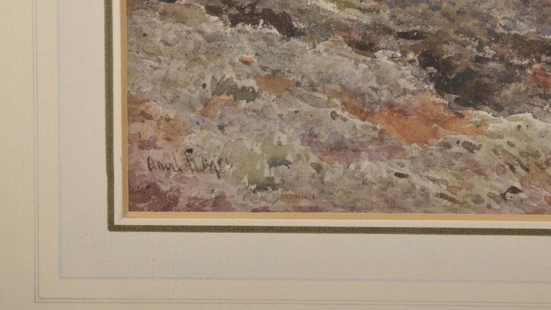 Claude Hayes (1852-1922) British. 'Extensive Landscape - 3