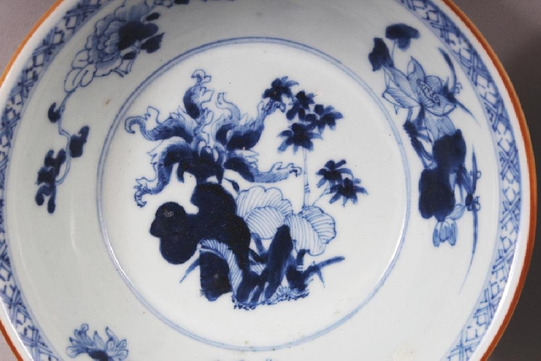 A PAIR OF EARLY 20TH CENTURY CHINESE BLUE & WHITE - 6