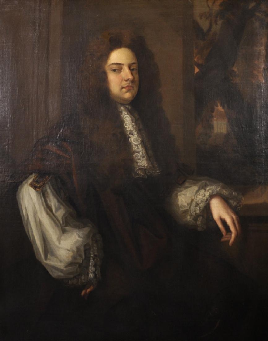 Attributed to Arthur Devis (1712-1787) British.