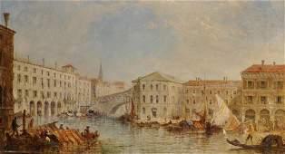 Jane Vivian (act.1869-1877) British. A Scene on the