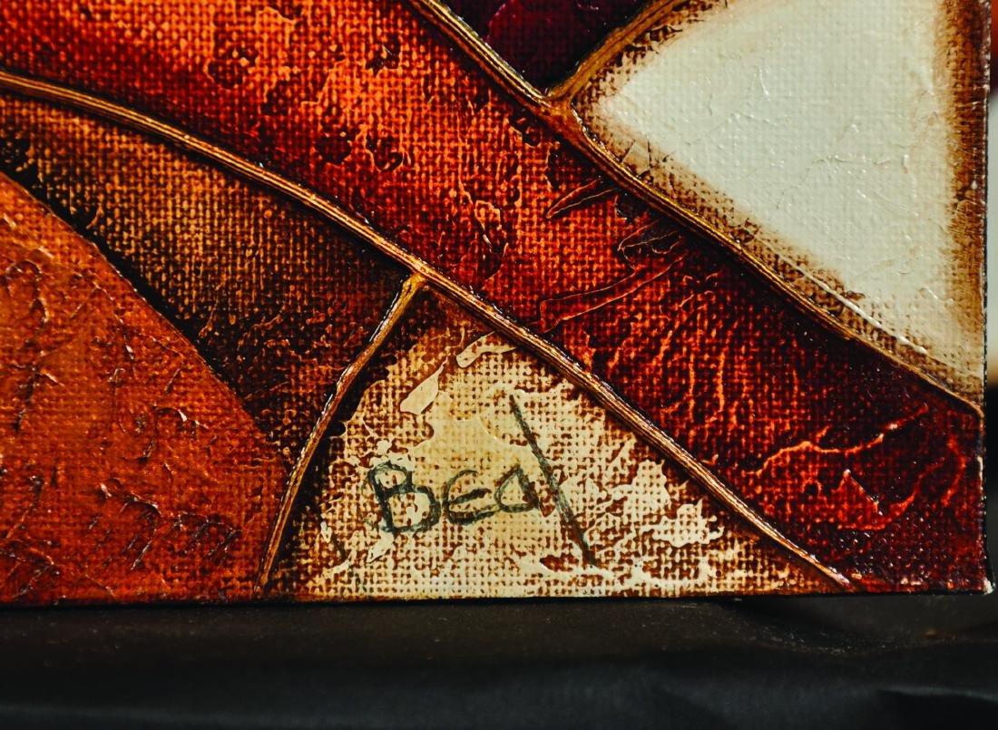 Beal (20th - 21st Century) European. Still Life of - 3