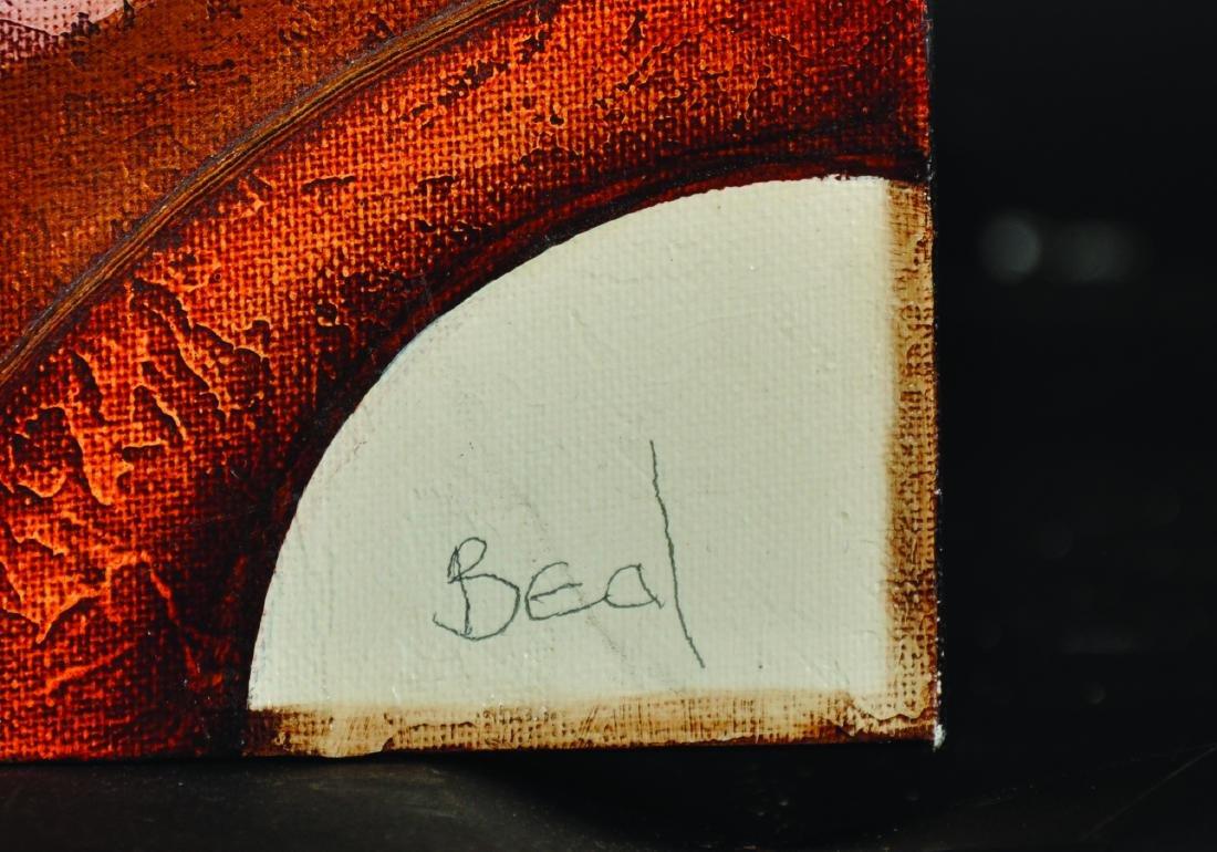 Beal (20th - 21st Century) European. Still Life of - 5