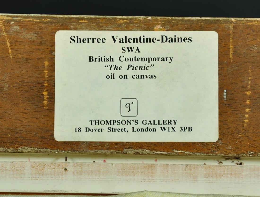 """Sherree Valentine Daines (1959-    ) British. """"The - 3"""