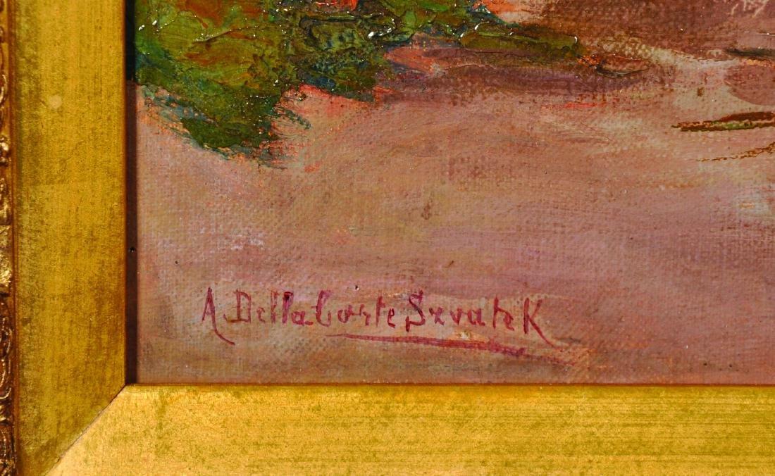 Aurelia Della Corte Szvatek (19th-20th Century) - 2
