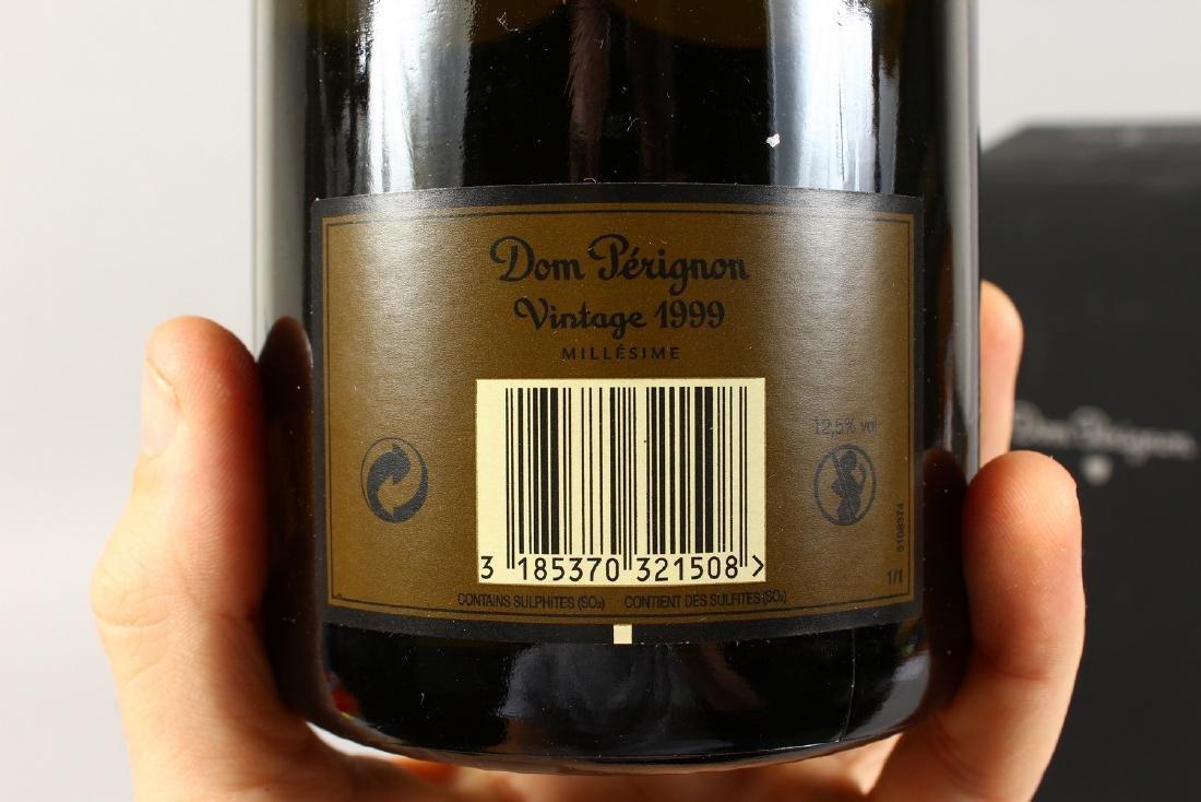 DOM PERIGNON, 1999, One Bottle, boxed. - 3