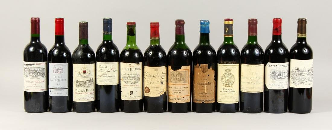CHATEAU CANON-LA-GAFFELIERE, 1959, One Bottle; together