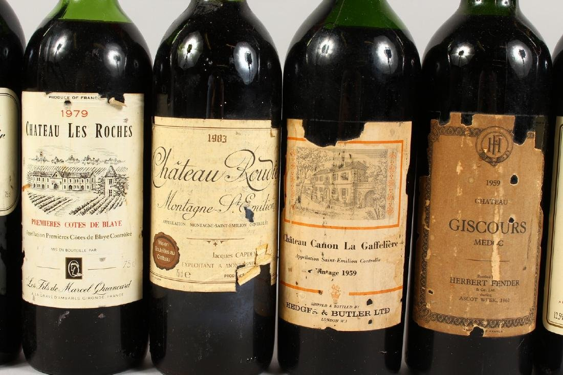 CHATEAU CANON-LA-GAFFELIERE, 1959, One Bottle; together - 4