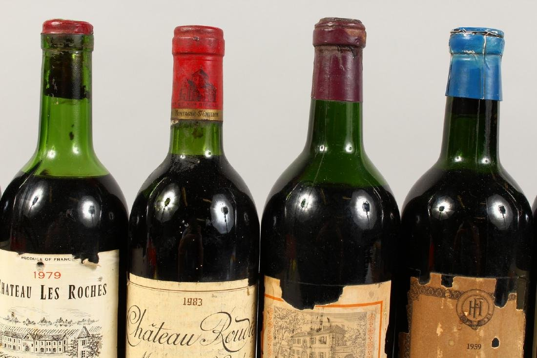 CHATEAU CANON-LA-GAFFELIERE, 1959, One Bottle; together - 5