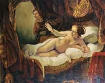 Kingsley Sutton (1907-1976) British after Rembrandt van