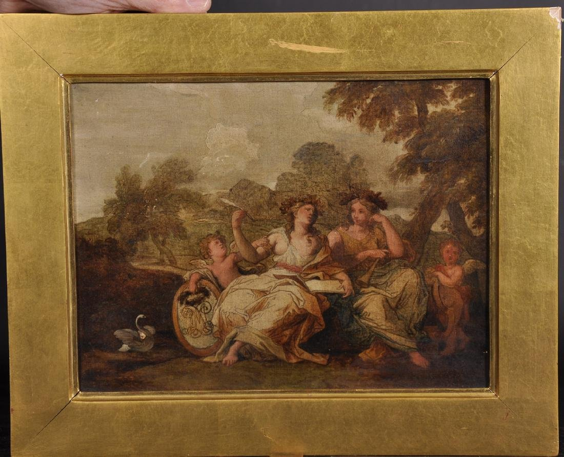 Early 19th Century French School. Allegorical Figures - 2