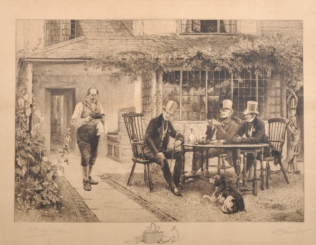 Walter Dendy Sadler (1854-1923) British and William