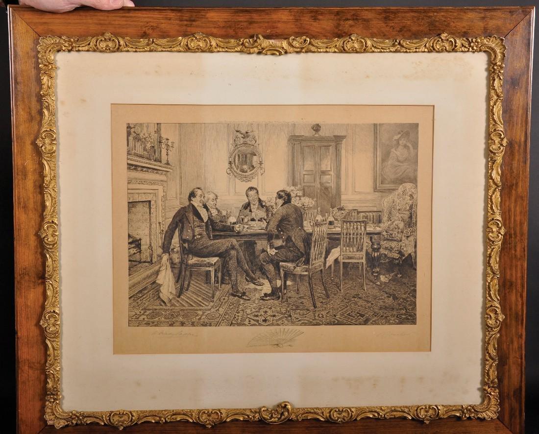 Walter Dendy Sadler (1854-1923) British and William - 4