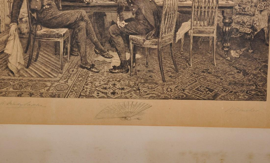 Walter Dendy Sadler (1854-1923) British and William - 5