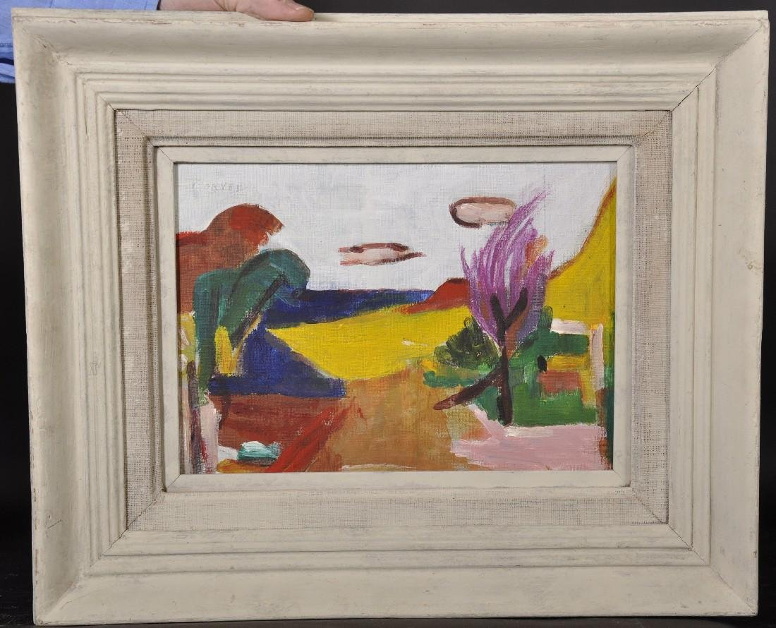 Marvell (20th Century) European. An Abstract Landscape, - 2