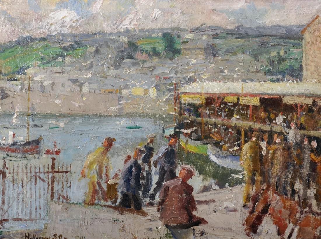 Harold Charles Francis Harvey (1874-1941) British.