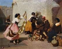 John 'Spanish' Phillip (1817-1867) British. Spanish