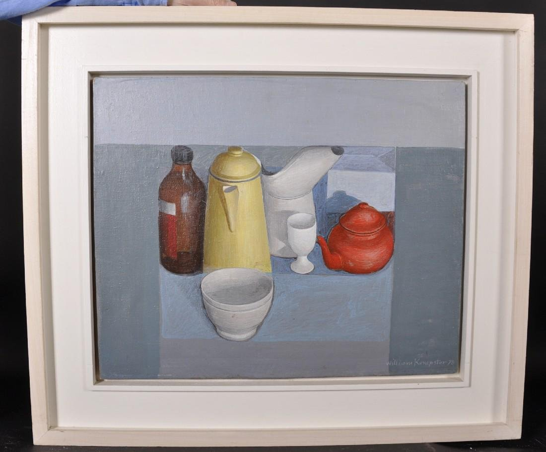William Kempster (1914-1977) British. Still Life with a - 2