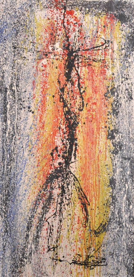 "Gerald Davis (1938-2005) Irish. Abstract, ""Extensions"