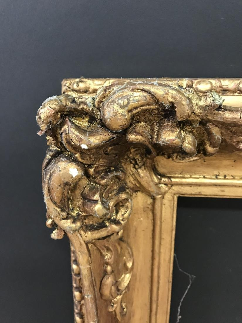 20th Century English School. A Gilt Composition Frame