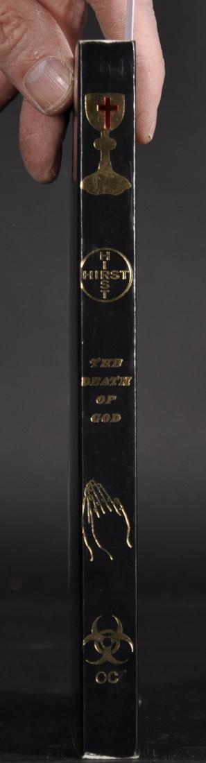 "Damien Hirst (1965-   ) British. ""The Death of God"", - 3"